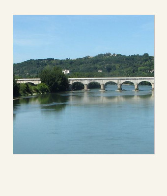 bridge Garonne Agen